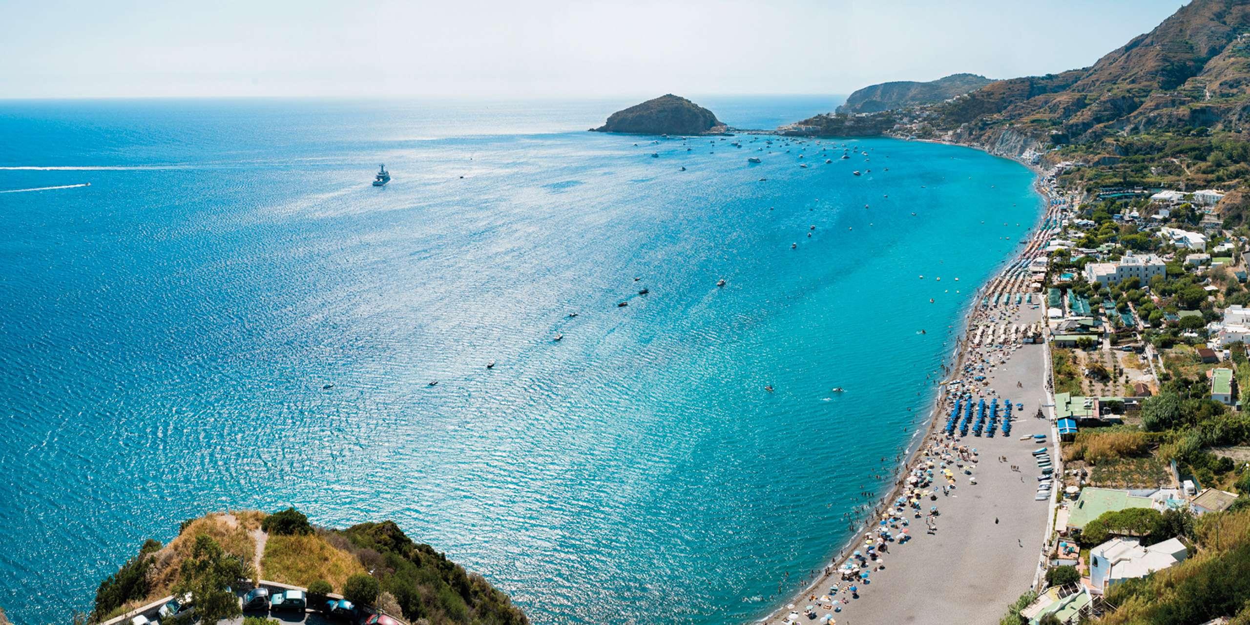 Der Strand Villa Maria
